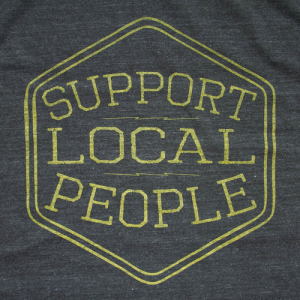 Support the local people