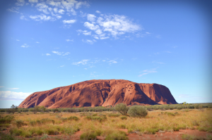 Solo Travel Destination: Uluru, Australia