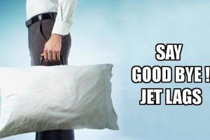 avoid jet lag